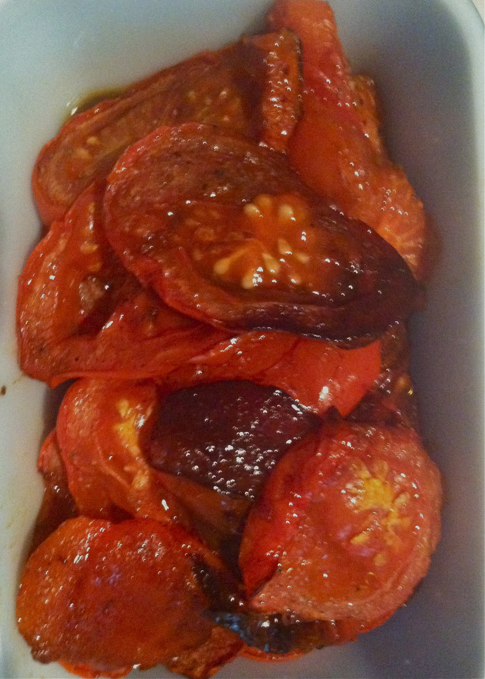 Roasted Tomatoes, Caramelized to Perfection!