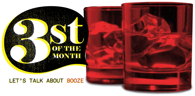 3st of the Month - a new monthly drinking holiday