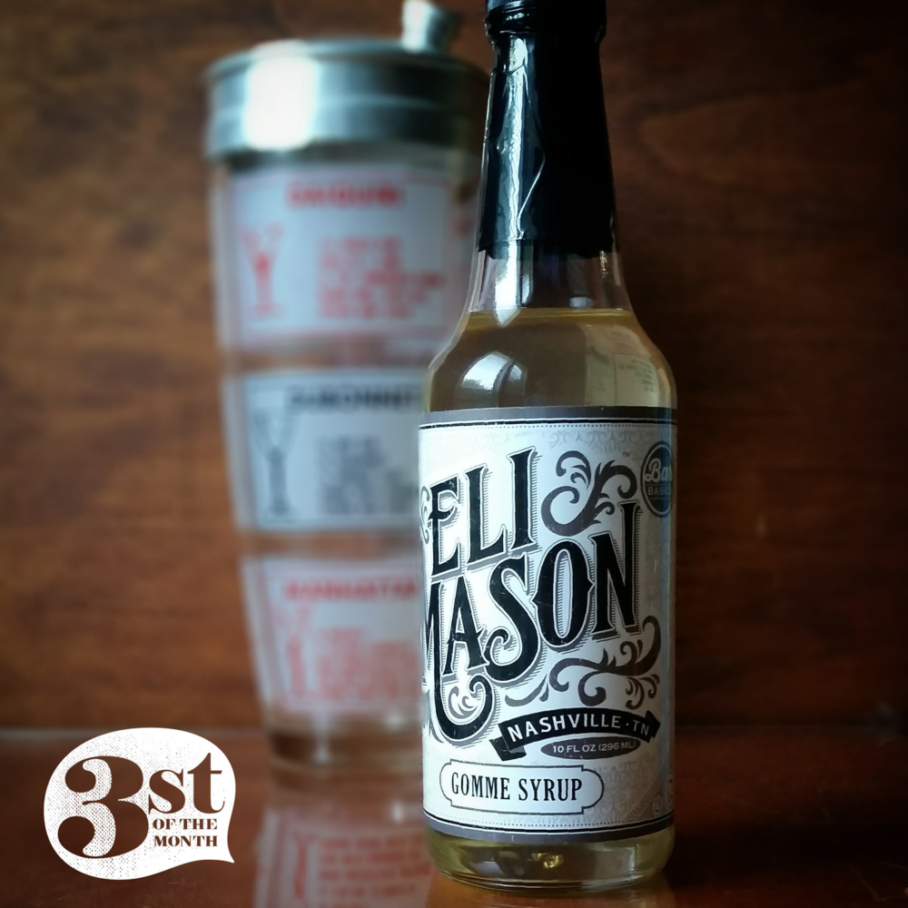 Shit We Love: Eli Mason Gomme Syrup