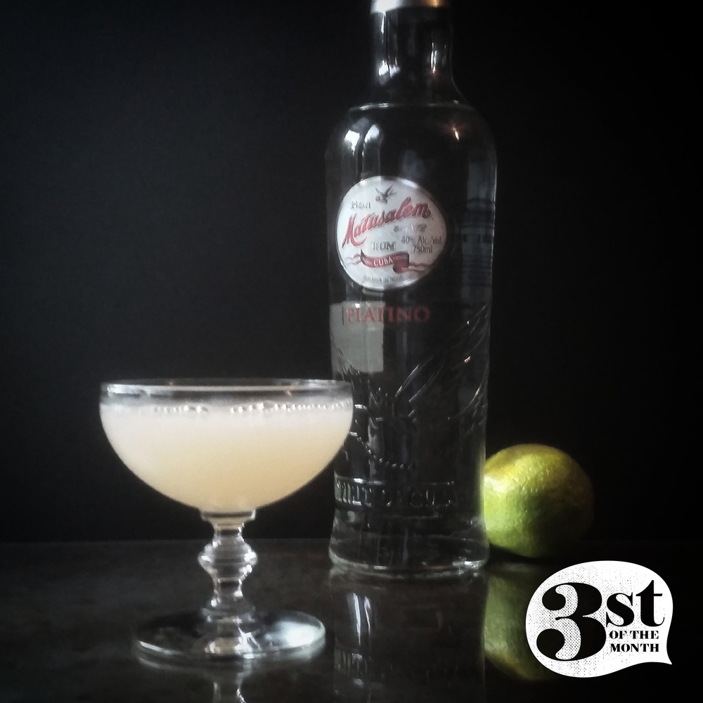 Allspice Daiquiri from 3st of the Month