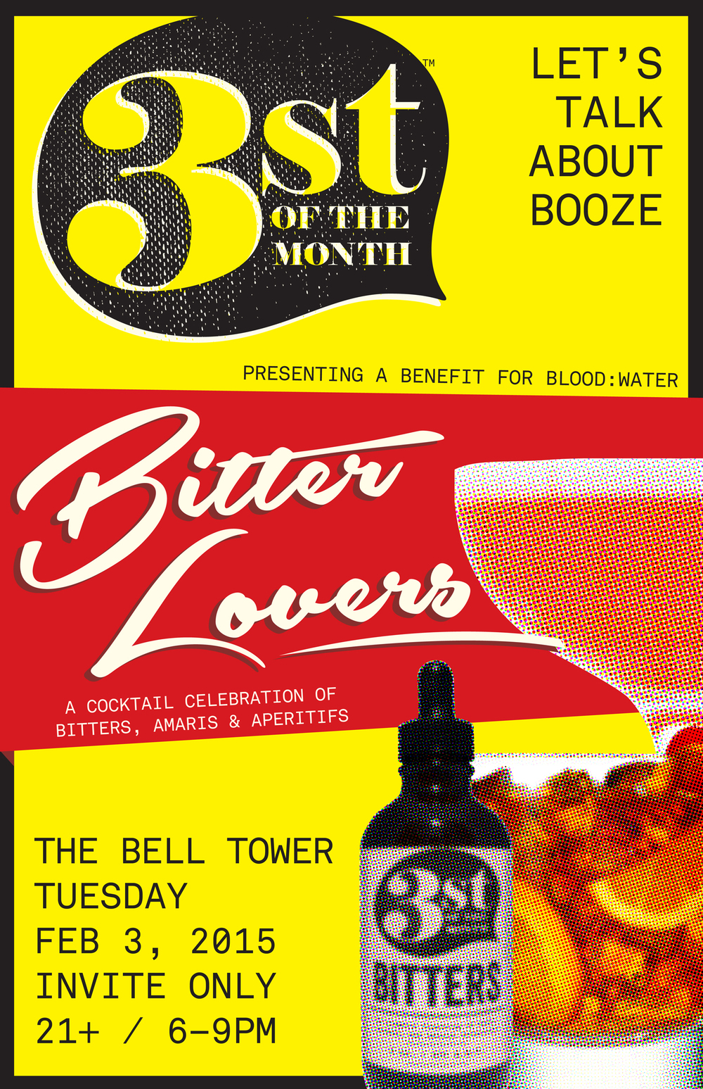3st of the Month: Bitter Lovers - February 2015