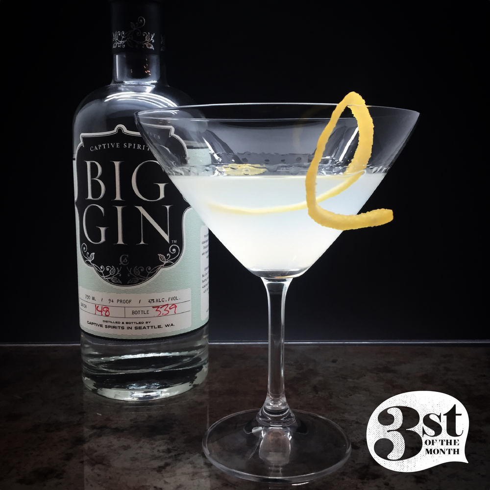martini — OurRecipes — 3st of the Month