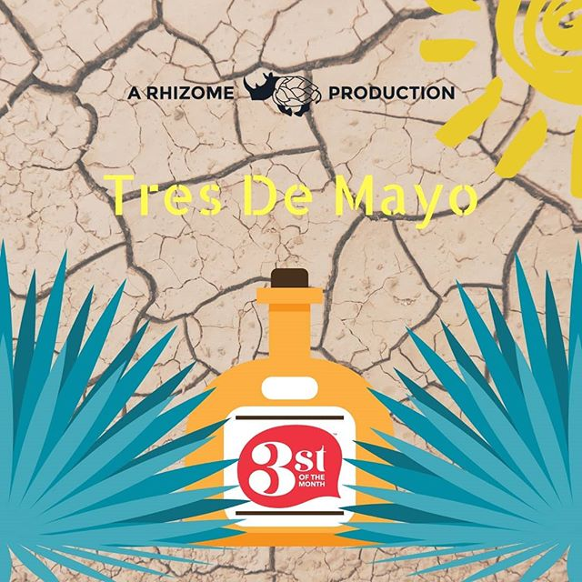 Tickets on sale now for May 3st. https://www.eventbrite.com/e/3st-of-the-month-may-3rd-tickets-58114898225. Get them while you can!  This May it's all about Agave!