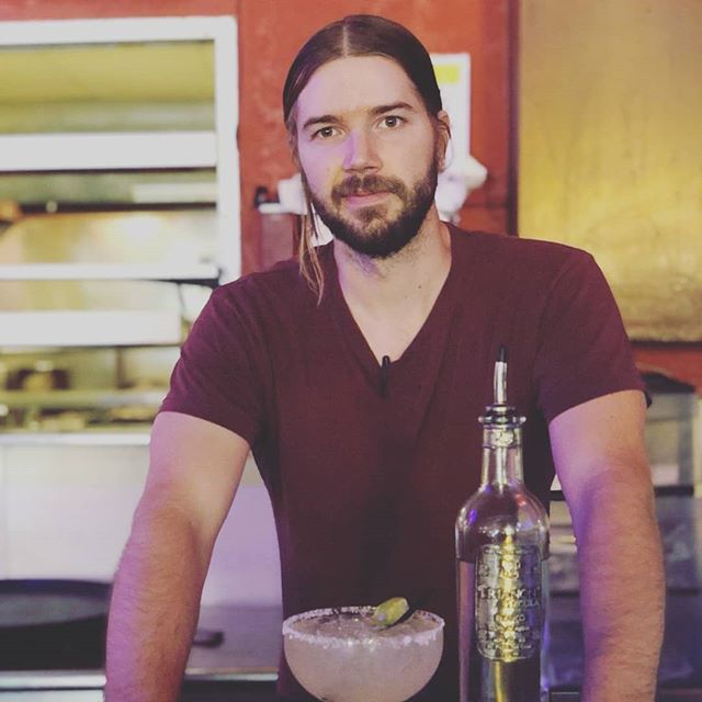 Loving this margarita from @therosepepper made by @gantobrien using one of our favorite tequilas @trianontequila. One of the many things to look forward to for the next 3st!  Get your tickets while you can!