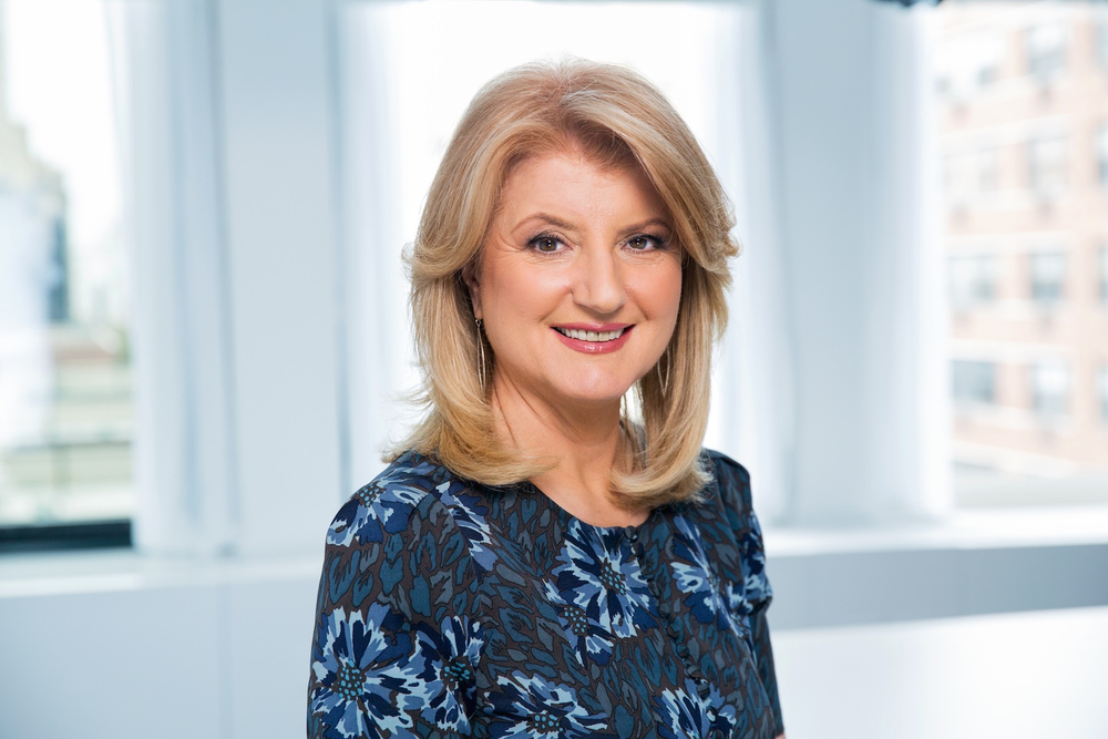 "Huffington is the co-founder and former editor-in-chief of The Huffington Post, as well as an author, syndicated columnist, and occasional actress. She suffers from sleep apnea and is the author of ""The Sleep Revolution: Transforming Your Life, One Night at a Time""."