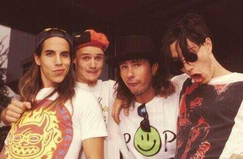 Red Hot Chili Peppers, 1983
