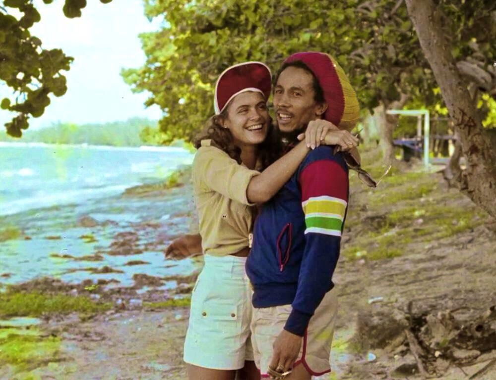 Bob Marley and Miss World 1967