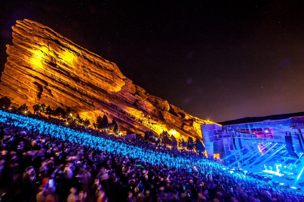 Umphreys McGee At Red Rocks