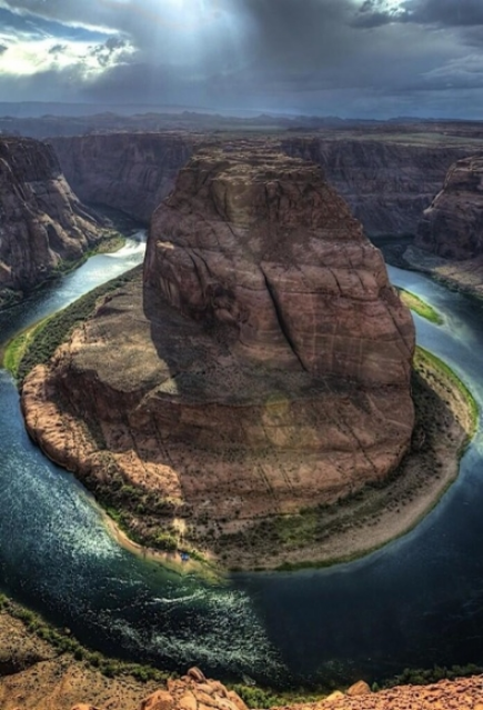 """Horseshoe Band"" Colorado River, Arizona"