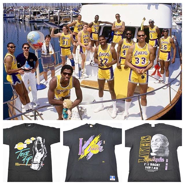 Showtime Lakers, '85.