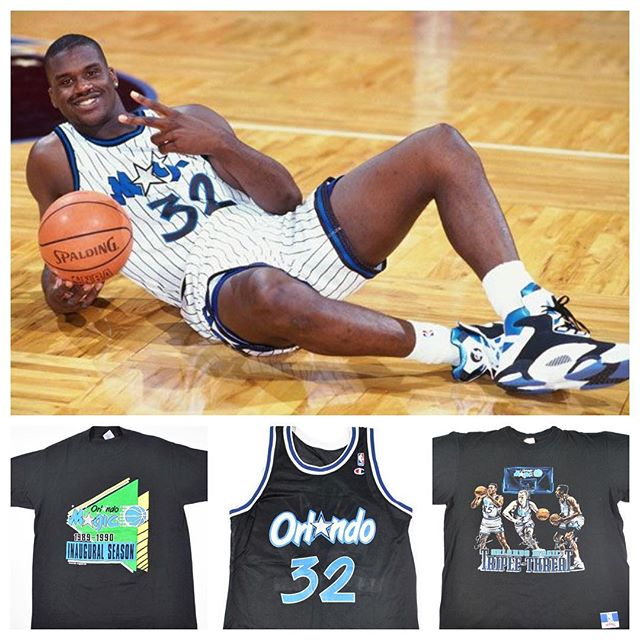 Shaquille O'Neal, '92.