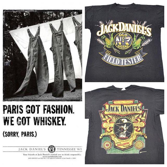 Jack Daniels, link in bio.
