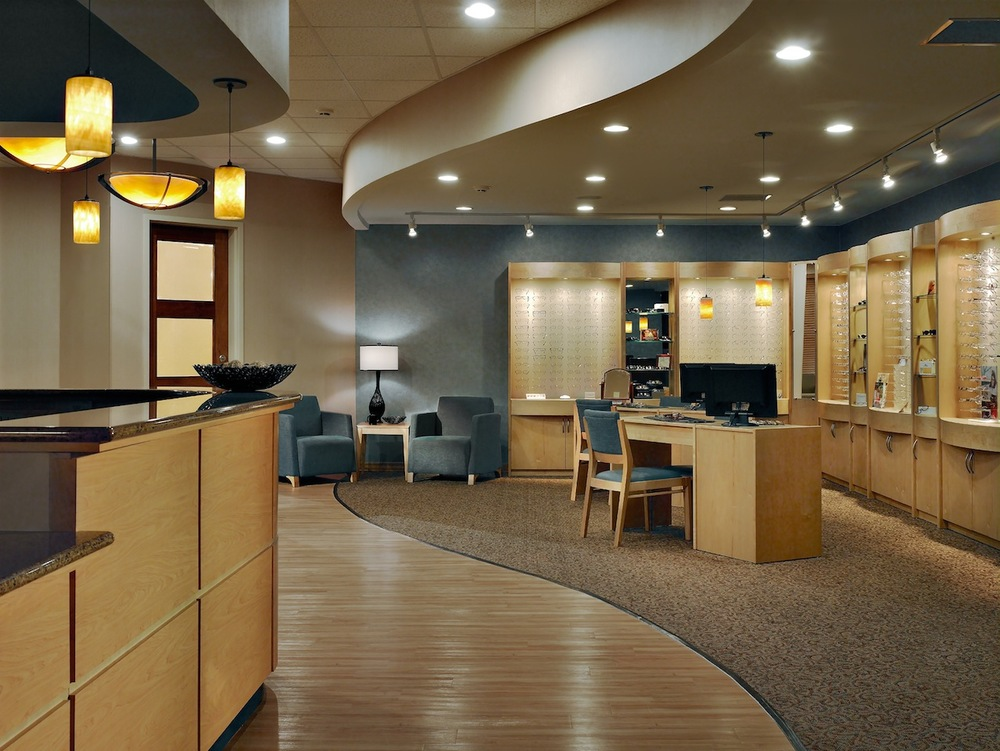 Athens Ophthalmology Associates in Atlanta, GA has a gorgeous space!