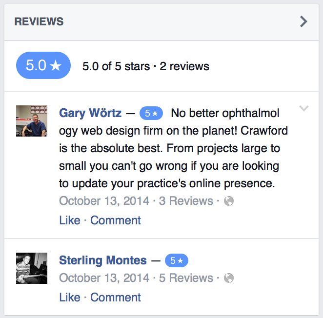 A few kinds words from our friend and client, Dr. Gary Wörtz
