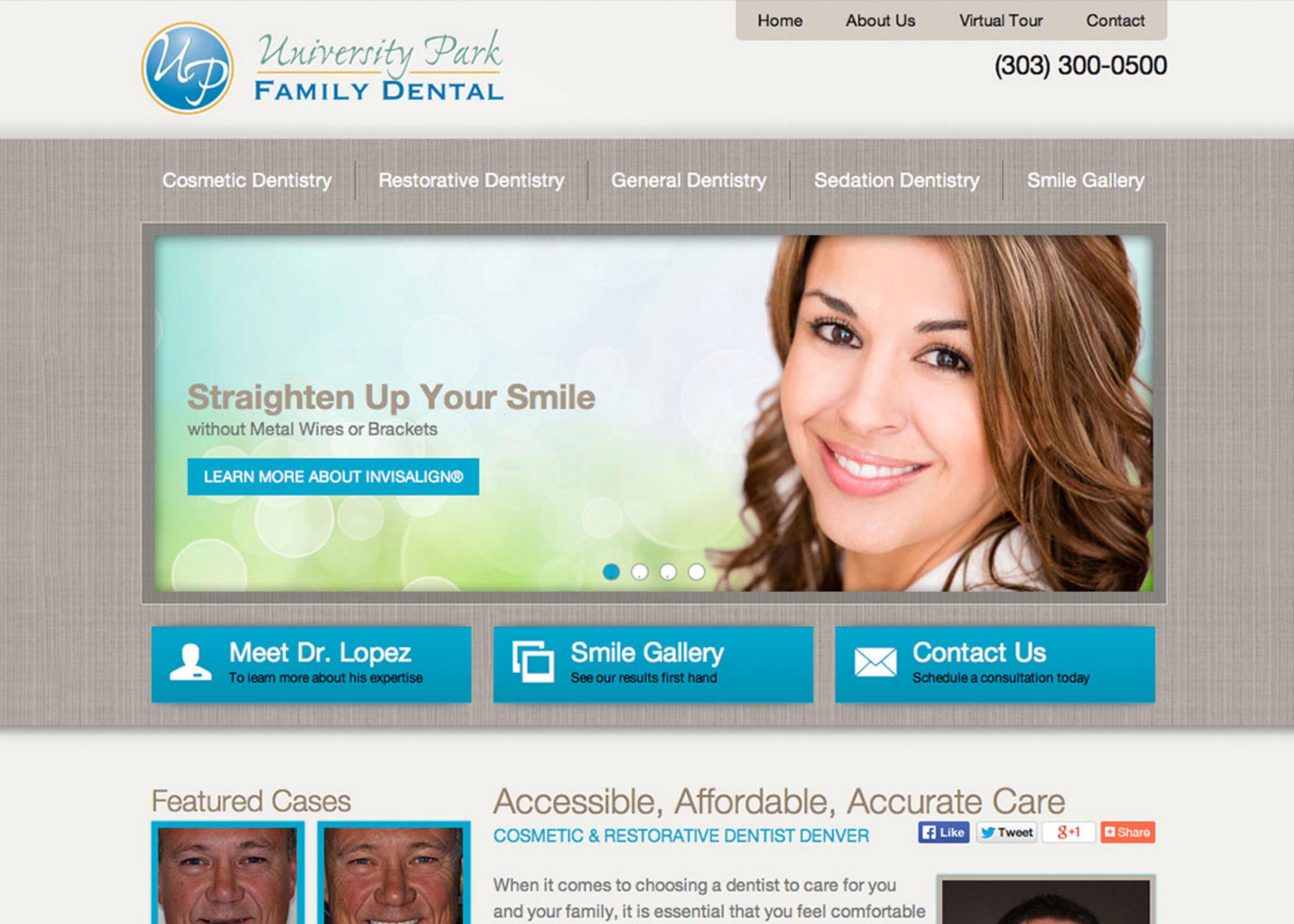 The Big Company – every website looks the same...