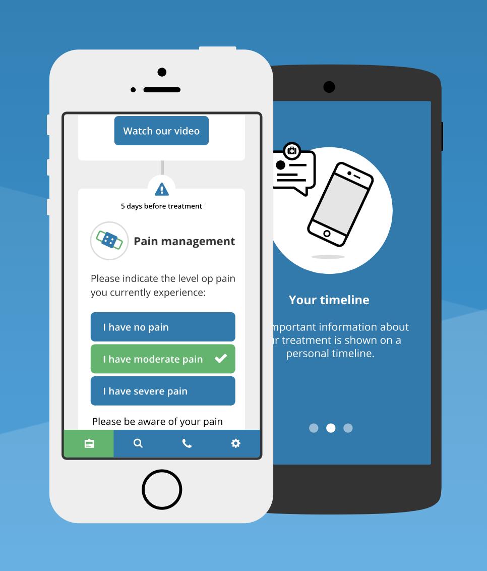 The Patient Journey App