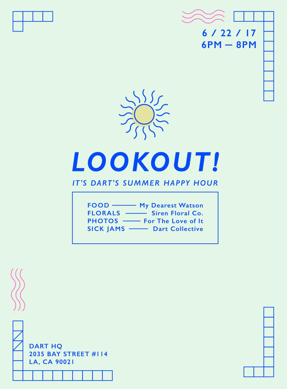 - Dart Collective event invite