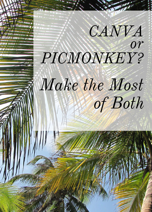 canva or picmonkey