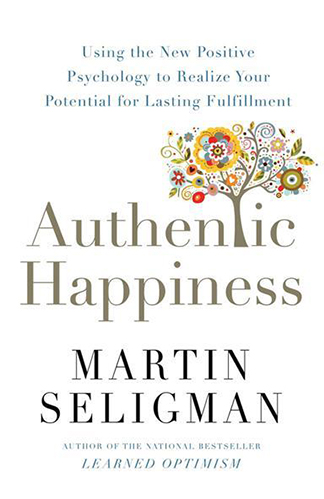 #5- Authentic Happiness by Martin Seligman