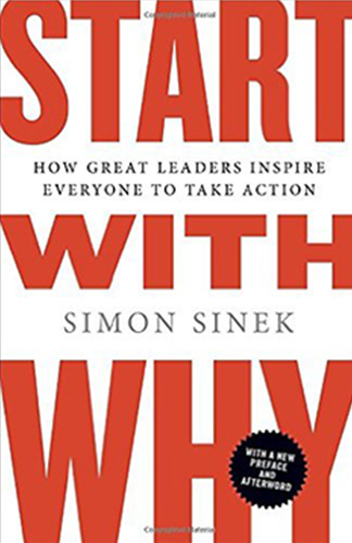 Start With Why by Simon Sineck