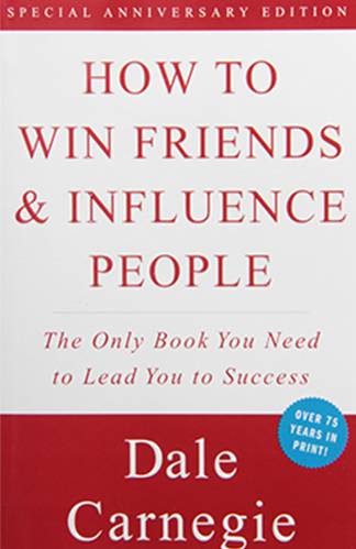 #9- How to Win Friends and Influence People by Dale Carnegie