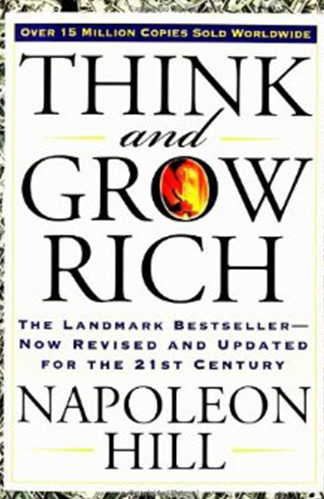 #10- Think and Grow Rich by Napoleon Hill