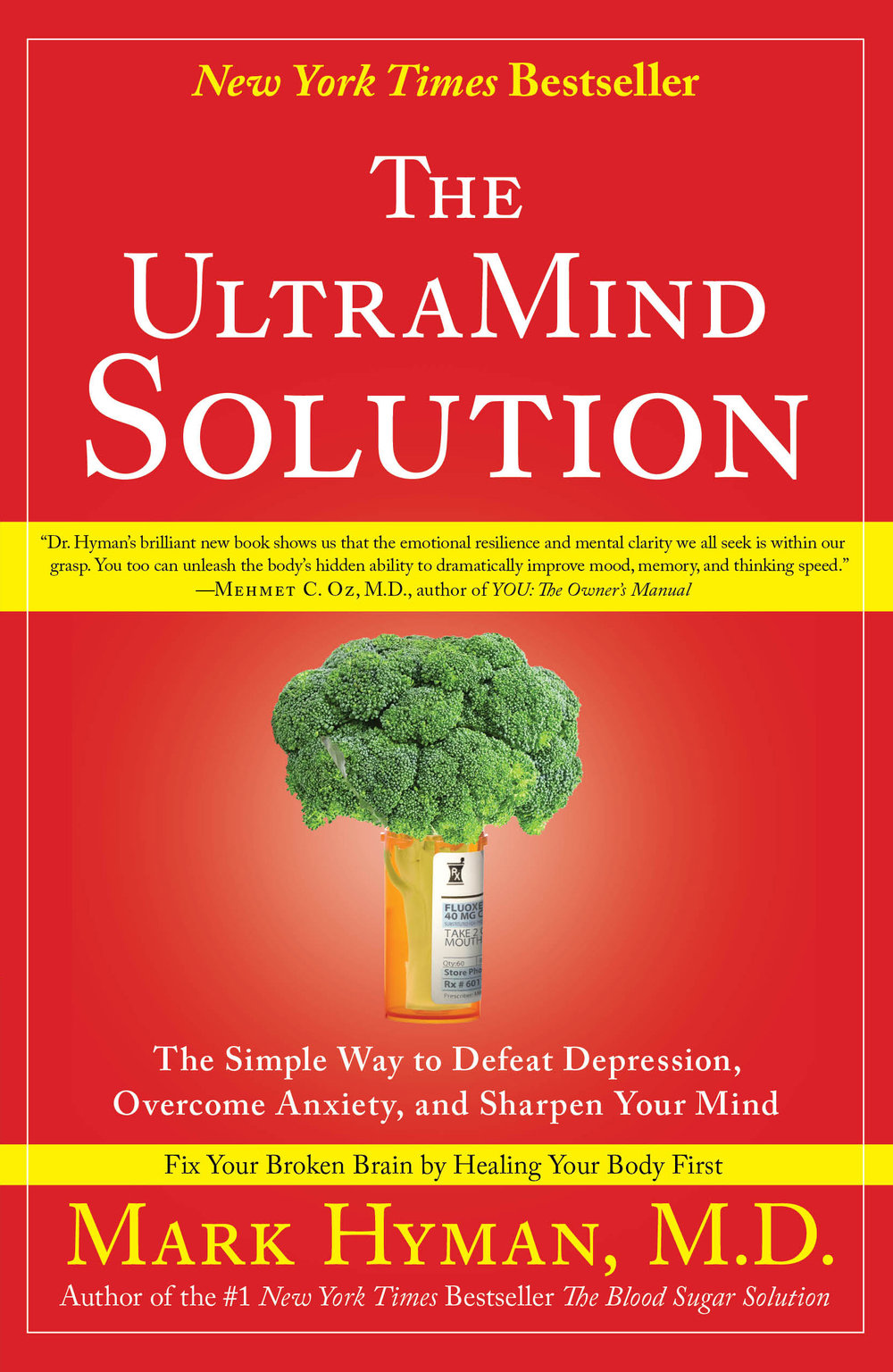 The Ultramind Solution by Dr. Mark Hyman