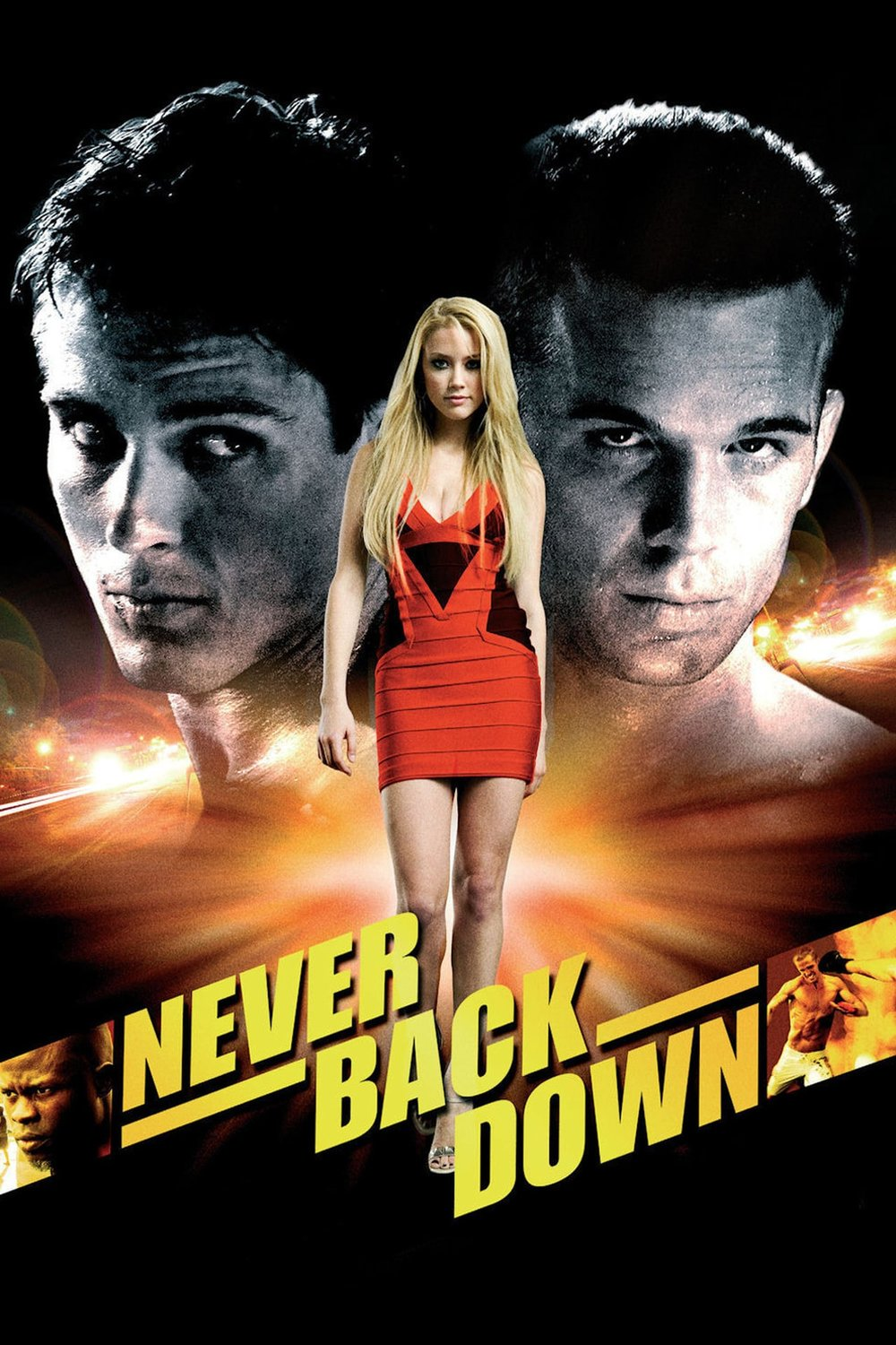 Never Back Down by Jeff Wadlow