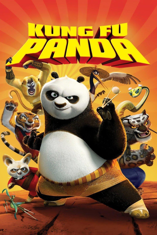 Kung Fu Panda 1 & 2 by Dreamworks