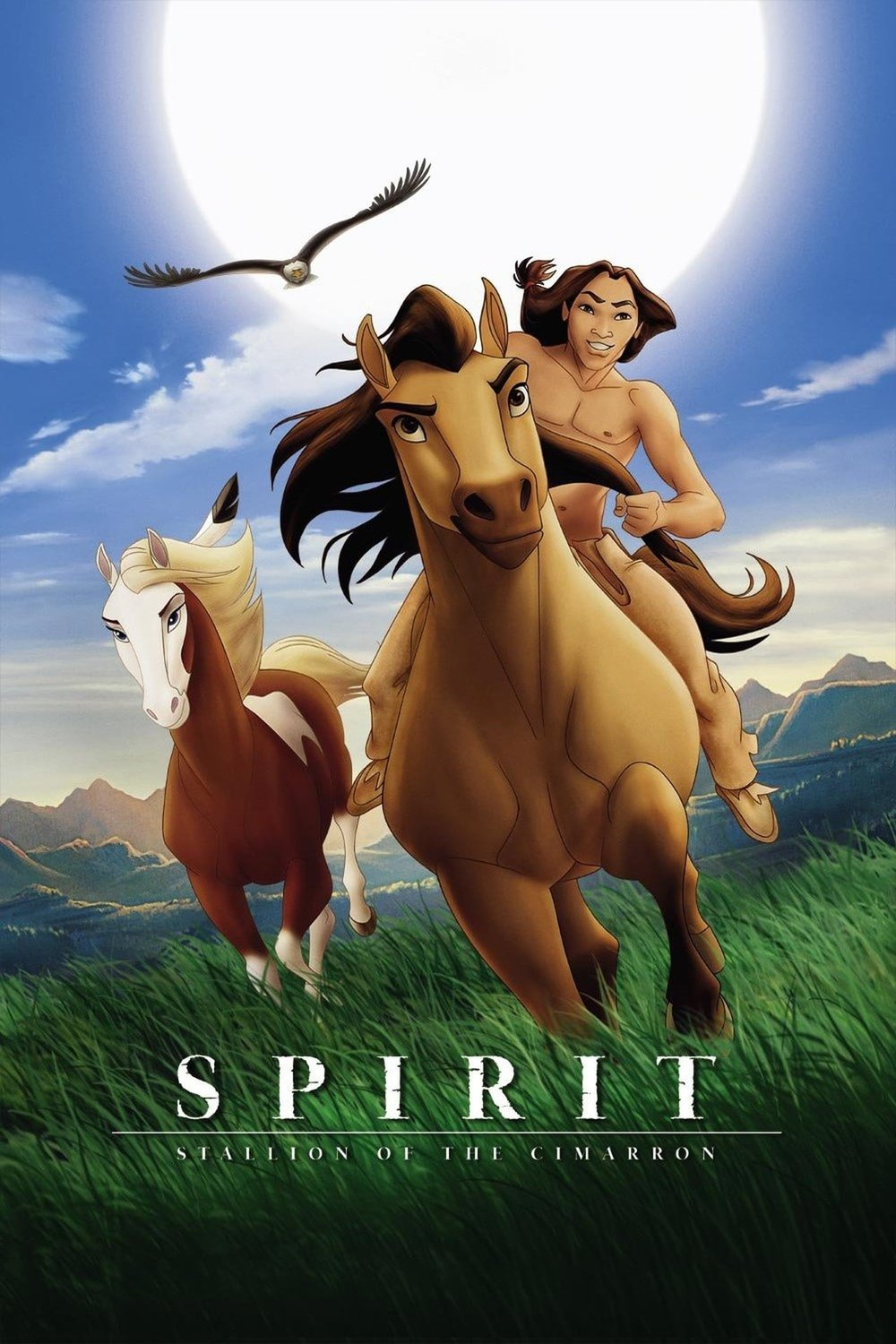 Spirit: Stallion of the Cimarron by Lorna Cook