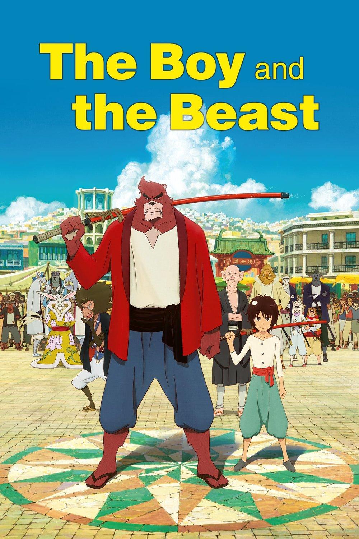 The Boy and the Beast by Mamoru Hosoda