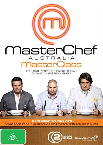 MasterChef Season 2: Adam Liaw 2010