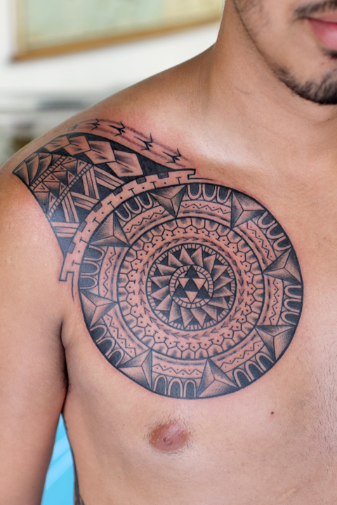 Tribal Mandala