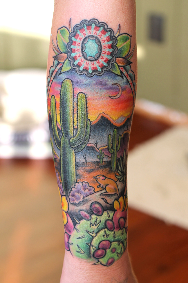 Ode to the Sonoran Desert