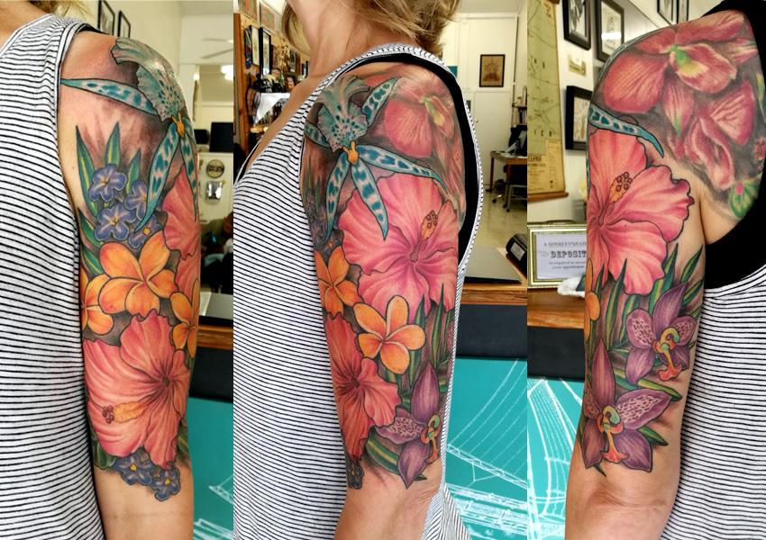 Hawai'i Flowers