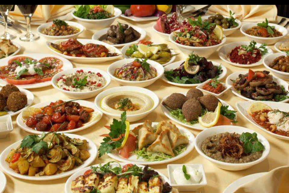 Byblos restaurant lebanese cuisine nyc for Arabic cuisine names