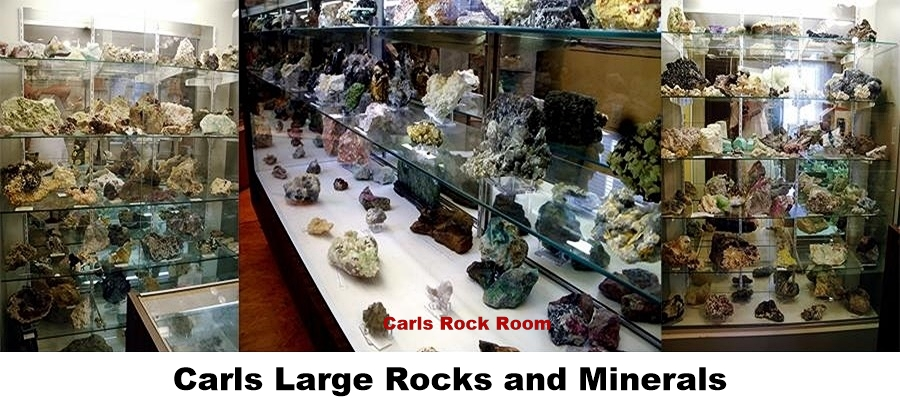 Carls Rocks and Minerals