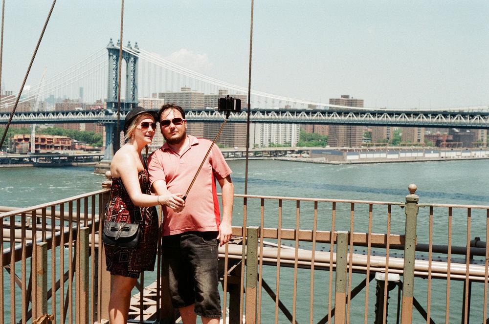 Brooklyn Bridge - Couple Selfie.jpg