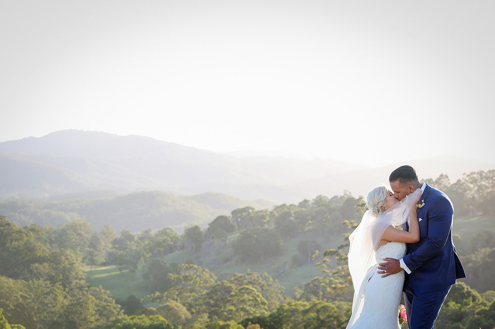 Maleny Tiffany Wedding
