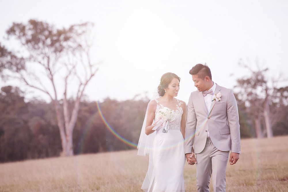 Brisbane Sirromet Winery Wedding