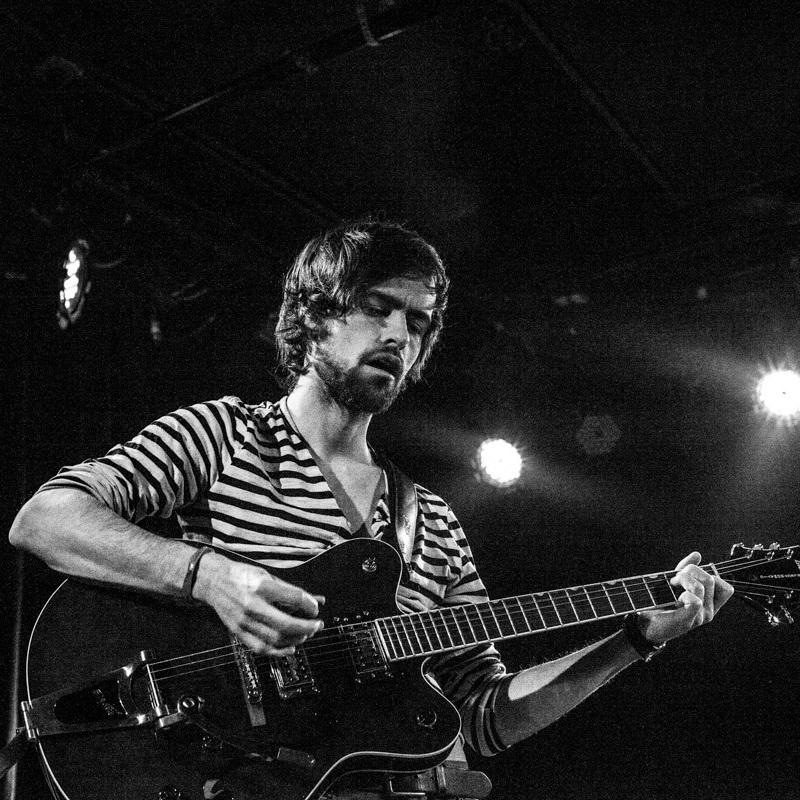 CORY STERLING // guitar - Photo: Benjamin Mobley