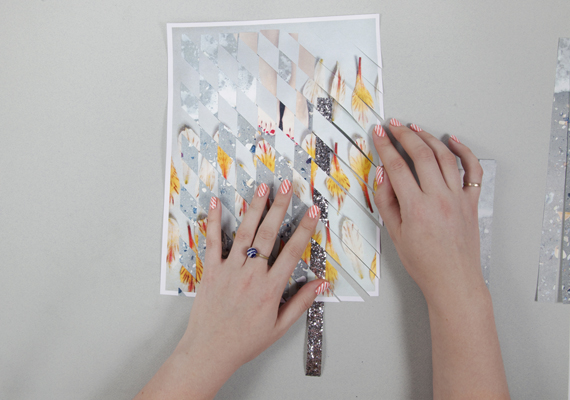 Etsy Craft Party project 2015 by Clare McGibbon