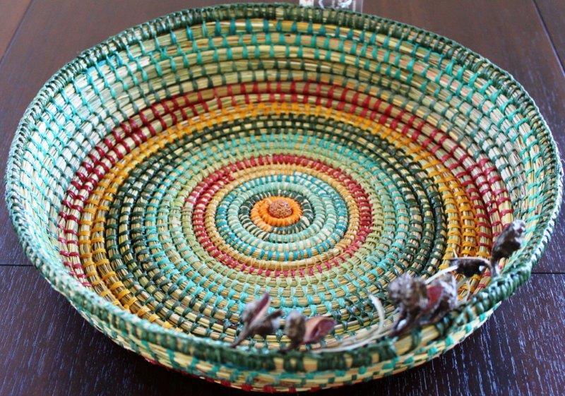 Lanny Mackenzie - Basket Weaving Workshop, craft party, The Corner Store Gallery, Orange NSW
