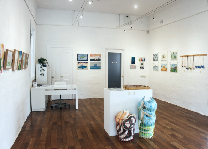 Animaginarium  - Jacqueline Chan, April 2015, The Corner Store Gallery, Orange NSW, photograph by Madeline Young