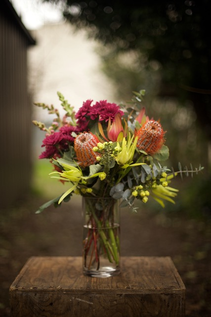 Flower Arranging Workshop with Megan Claire Floral Design - The Corner Store Gallery, Orange NSW