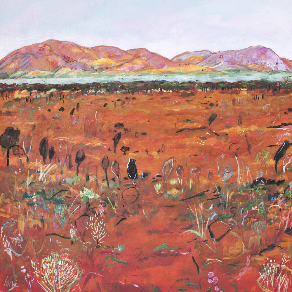 Kathleen Lane - The Corner Store Gallery, Orange NSW