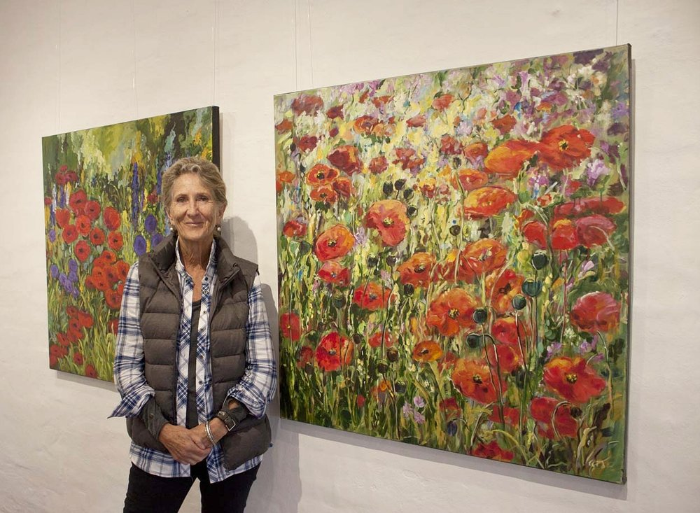 Kate Lane Australian Artist - The Corner Store Gallery, Orange NSW