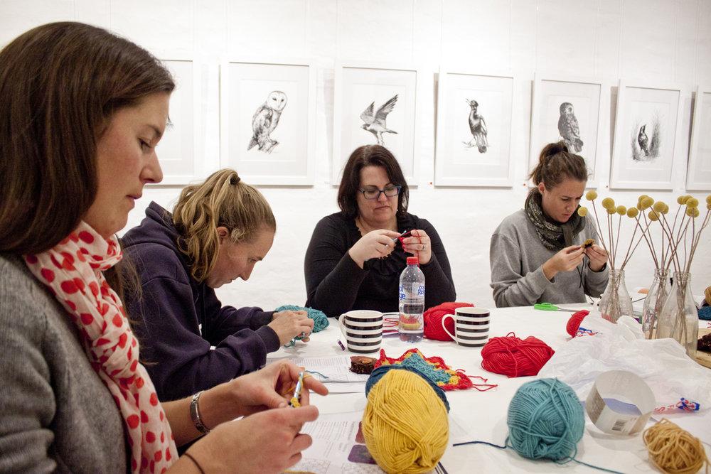 Craft workshops - The Corner Store Gallery, Orange NSW