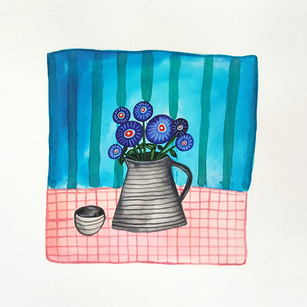 Australian artist Shani Nottingham - The Corner Store Gallery