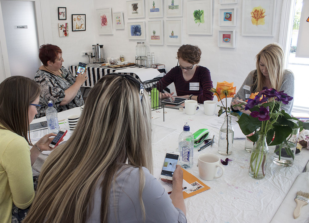 Instagram Workshop with Shani Nottingham - The Corner Store Gallery